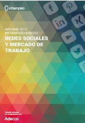 Informe de redes sociales y mercado de trabajo