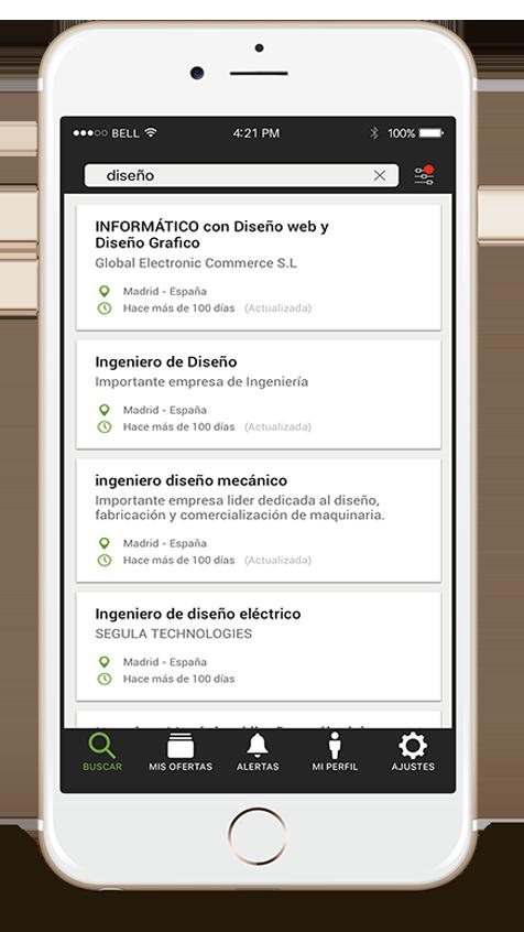 App de Infoempleo