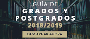 Guía de estudios superiores y de postgrado 2018 -2019