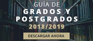 Guía de estudios superiores y de postgrado 2018 -2019