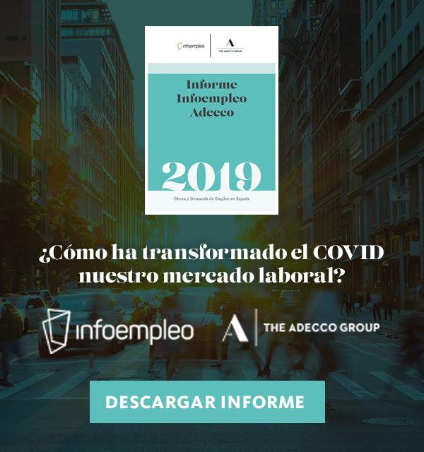 Informe Infoempleo Adecco