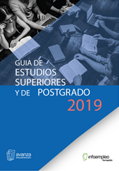 Guía de estudios superiores y de postgrado 2019