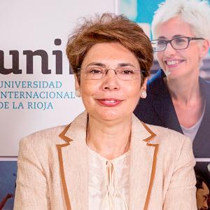 Elena Martínez-Carro - Decana de la Facultad de Educación. UNIR