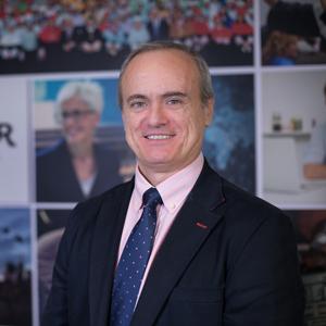Octavio Corral - Vicedecano de la Facultad de Ciencias de la Salud. UNIR
